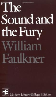 an analysis of the sound and the fury by william faulkner The sound and the fury is a novel by william faulkner that was first published in 1929 summary plot overview summary & analysis april seventh, 1928  here's where you'll find analysis about the book as a whole, from the major themes and ideas to analysis of style, tone, point of view, and more  the sound and the fury (sparknotes.