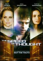 The Speed of Thought - Evan Oppenheimer