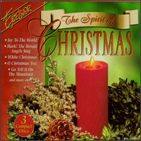 The Spirit of Christmas [1996] - The Starlite Orchestra & Singers