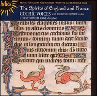 The Spirits of England and France - Gothic Voices