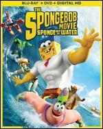 The SpongeBob Movie: Sponge out of Water [2 Discs] [Includes Digital Copy] [Blu-ray/DVD]