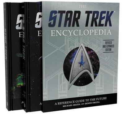 The Star Trek Encyclopedia: A Reference Guide to the Future - Okuda, Michael, and Okuda, Denise