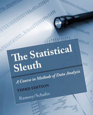 The statistical sleuth a course in methods of data analysis book the statistical sleuth a course in methods of data analysis ramsey fred fandeluxe Choice Image