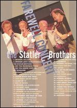 The Statler Brothers: Farewell Concert - Jim Yockey