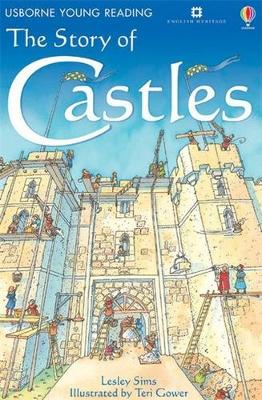 The Stories of Castles - Sims, Lesley