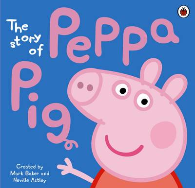 The Story of Peppa Pig Picture Book -