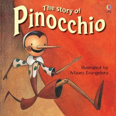 The Story of Pinocchio - Daynes, Katie