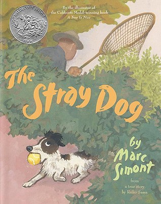 The Stray Dog: From a True Story by Reiko Sassa - Simont, Marc