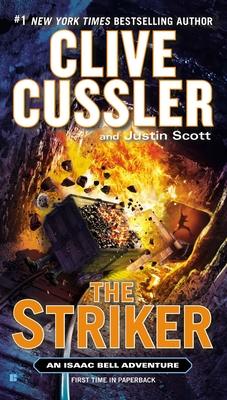 The Striker - Cussler, Clive