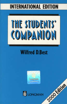 The Students' Companion - Best, Wilfred D.