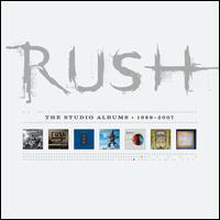 The Studio Albums 1989-2007 [Box Set] - Rush
