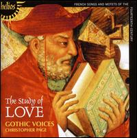 The Study of Love - Christopher Page (lute); Gothic Voices