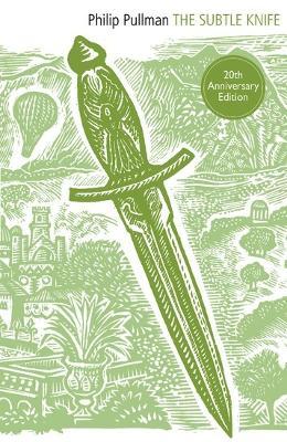 The Subtle Knife - Pullman, Philip