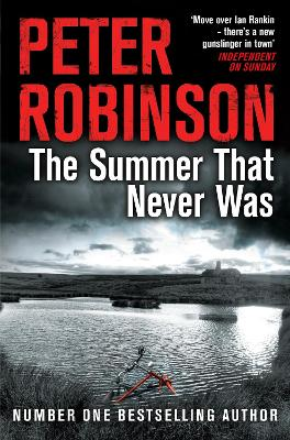 The Summer That Never Was - Robinson, Peter