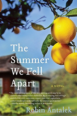 The Summer We Fell Apart - Antalek, Robin