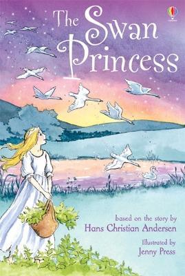 The Swan Princess - Dickins, Rosie