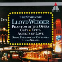 The Symphonic Lloyd Webber - Royal Philharmonic Orchestra; Ettore Stratta (conductor)
