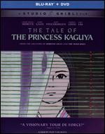 The Tale of the Princess Kaguya [3 Discs] [Blu-ray/DVD]