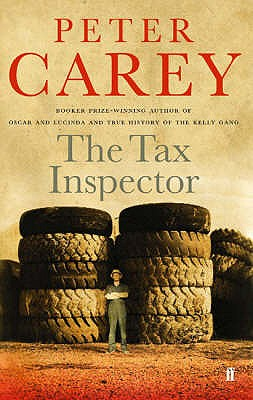The Tax Inspector - Carey, Peter