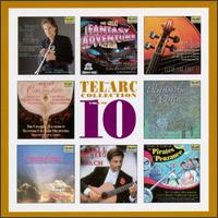 The Telarc Collection, Vol. 10 - Alessandro Corbelli (baritone); Angel Romero (guitar); Cleveland Quartet; Felicity Lott (soprano);...