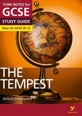 The Tempest: York Notes for GCSE (9-1) -