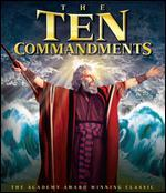 The Ten Commandments [Blu-ray] [2 Discs]