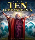 The Ten Commandments [Blu-ray] [2 Discs]