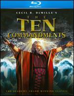 The Ten Commandments [Blu-ray] - Cecil B. DeMille