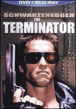 The Terminator [2 Discs] [Blu-ray/DVD] - James Cameron