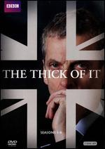 The Thick of It: Seasons 1-4 [7 Discs]