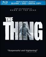 The Thing [Blu-ray/DVD] [Includes Digital Copy] [With Movie Cash]