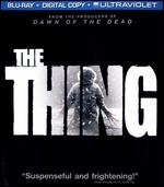 The Thing [Includes Digital Copy] [UltraViolet] [Blu-ray] - Matthijs Van Heijningen Jr.