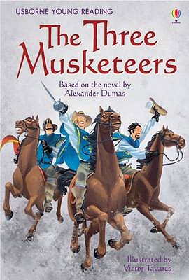 The Three Musketeers - Levene, Rebecca