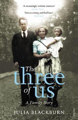 The Three of Us - Blackburn, Julia