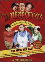 The Three Stooges: Hey Moe! Hey Dad! [3 Discs]