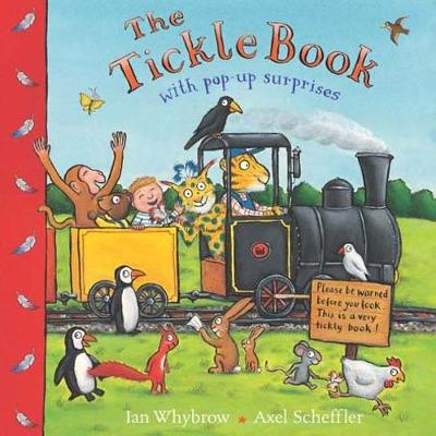 The Tickle Book: With Pop-Up Surprises - Whybrow, Ian