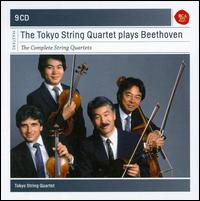 The Tokyo String Quartet Plays Beethoven: The Complete String Quartets -