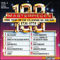 The Top 10 of Classical Music, 1731-1775 - Budapest Strings; Burkhard Glaetzner (oboe); Christian Altenburger (violin); German Bach Soloists; Zoltan Gyongyossy (flute);...