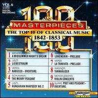 The Top 10 of Classical Music, 1842-1853 - Donatella Failoni (piano); Emmy Verhey (violin); Evelyne Dubourg (piano)