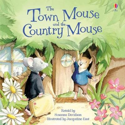 The Town Mouse and the Country Mouse - Davidson, Susanna