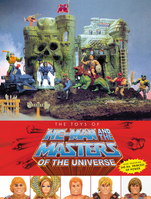 The Toys Of He-man And The Masters Of The Universe - Staples, Val, and Dan, Eardley
