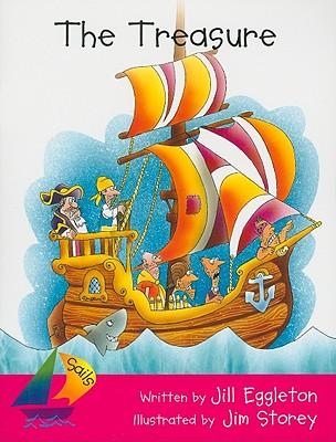 The Treasure - Eggleton, Jill