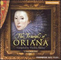 The Triumphs of Oriana - David Miller (lute); I Fagiolini