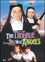 The Trouble With Angels - Ida Lupino