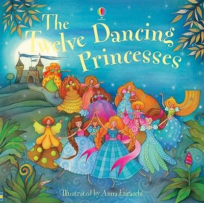 The Twelve Dancing Princesses - Davidson, Susanna (Retold by)