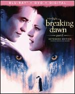 The Twilight Saga: Breaking Dawn - Part 1 [Includes Digital Copy] [Blu-ray/DVD]