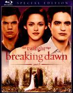 The Twilight Saga: Breaking Dawn - Part 1 [Special Edition] [Blu-ray] - Bill Condon