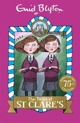 The Twins at St Clare's - Blyton, Enid