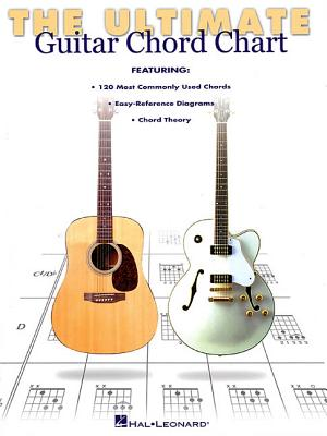 The Ultimate Guitar Chord Chart - Hal Leonard Publishing Corporation (Creator)