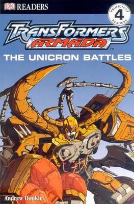 The Unicron Battles - Donkin, Andrew